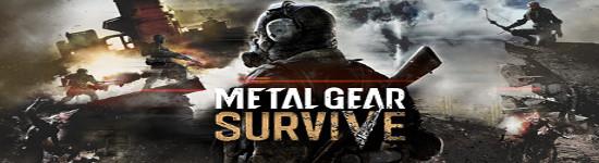 Metal Gear Survive - Neue Details + Beta start