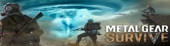 Metal Gear Survive - Beta start ab Januar