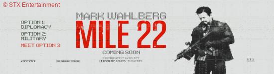 Mile 22 - Trailer #2