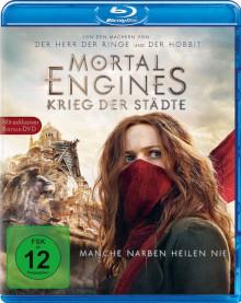 BD Kritik: Mortal Engines - Krieg der Städte