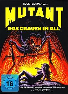 BD Kritik: Mutant - Das Grauen im All
