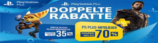 Playstation Store - Viele Spiele stark reduziert