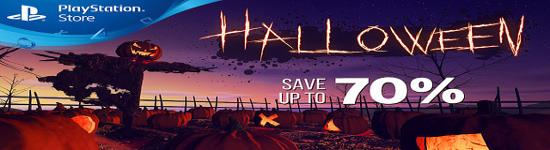 Playstation Store - Halloween Aktion gestartet