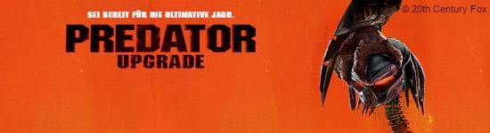 Gewinnspiel: Predator - Upgrade