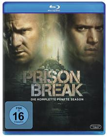 BD Kritik: Prison Break (Staffel 5)