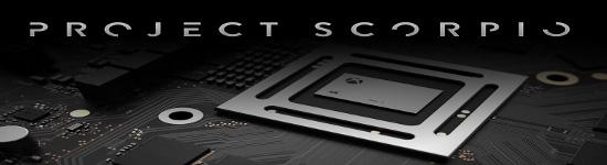 Project Scorpio - Microsoft gibt Eckdaten bekannt