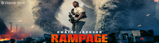 Rampage - Trailer #3