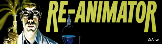 Re-Animator 1-3 - Ab September auf DVD und Blu-ray