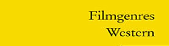 Reclam Filmgenres: Western