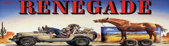 Renegade - Ab Juni auf DVD und Blu-ray