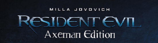 Resident Evil 1-6 - Exklusive Axeman Edition reduziert