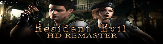 PS4 Kritik: Resident Evil HD Remaster