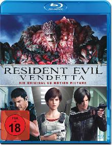 BD Kritik: Resident Evil - Vendetta