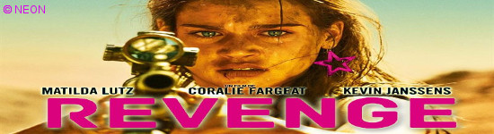 Revenge - Ab August auf DVD und Blu-ray