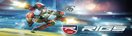 Special: Hält RIGS - Mechanized Combat League was es verspricht und kommt VR-E-Sport endlich zur PS4?