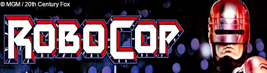 RoboCop 1-3 -  Ab Juli in verschiedenen Mediabooks
