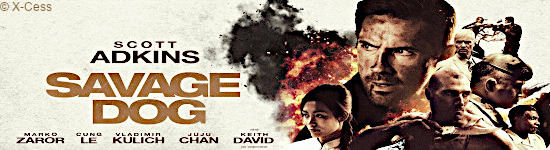 Savage Dog - Ab Januar im Mediabook