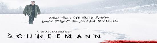 Schneemann - Ab März auf DVD und Blu-ray