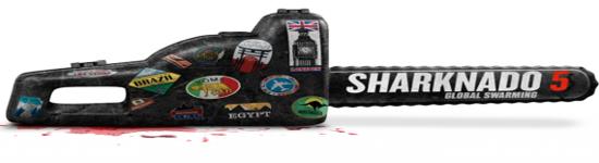 Sharknado 5 - Teaser Trailer