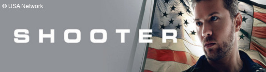 Shooter: Staffel 3 - Nach Staffel 3 abgesetzt
