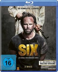 BD Kritik: SIX - Staffel 1