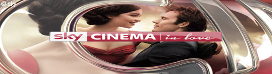 Sky Cinema in Love - Liebesfilme zu Valentinstag
