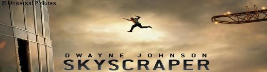 Skyscraper - Trailer #1