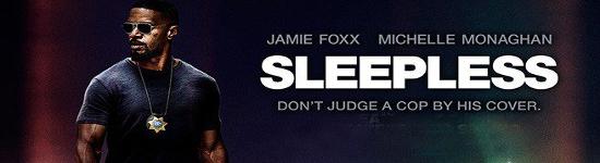 BD Kritik: Sleepless