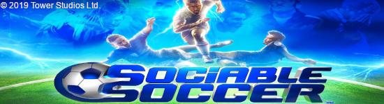 Sociable Soccer: Was hat es mit dem Spiel auf sich und wie vergleicht es sich zu FIFA?