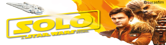 Solo: A Star Wars Story - Ab September auf DVD & BD