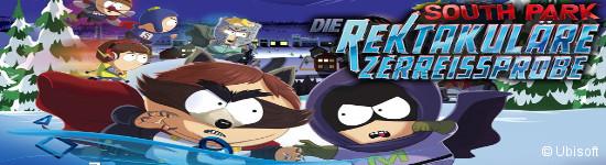 South Park: Die rektakuläre Zerreißprobe - DLC angekündigt