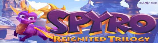 Spyro Reignited Trilogy - Release verschiebung
