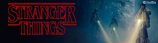 Stranger Things: Staffel 4 - Angekündigt