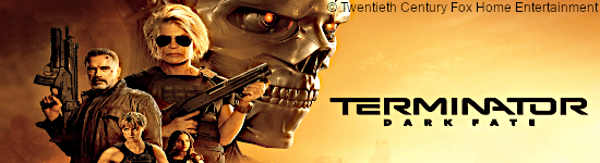 Terminator: Dark Fate - Extras und Cover Final