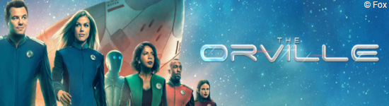 The Orville - Staffel 3 geplant