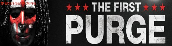 The First Purge - Ab Dezember auf DVD und Blu-ray