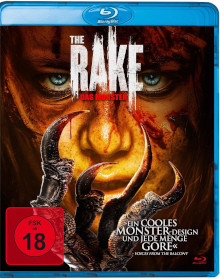 BD Kritik: The Rake - Das Monster