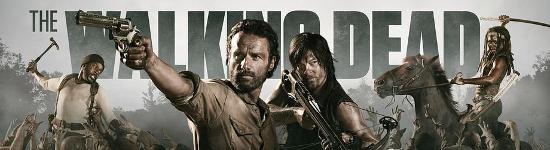 The Walking Dead - BD-Box mit Staffel 1-6 ab Januar 2017