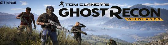 Ghost Recon Wildlands - Gratis Wochenende