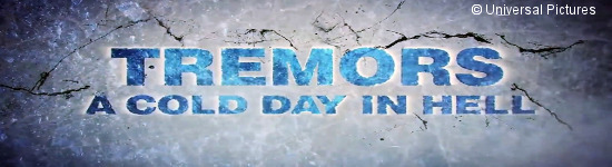 Tremors: A Cold Day in Hell - Trailer #1