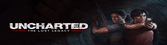 Uncharted: The Lost Legacy - Ab August für PS4