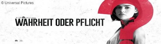 Wahrheit oder Pflicht - Ab September auf DVD und BD
