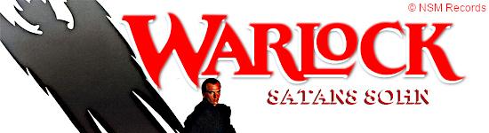 Warlock Trilogy - Ab April im Mediabook
