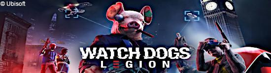 Watch Dogs 3: Legion - Offiziell Verschoben