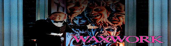 Waxwork I + Waxwork II - Ab September als Double Feature auf Blu-ray