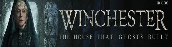 Gewinnspiel: Winchester - Das Haus des Verdammten