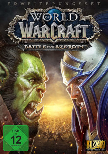 PC Kritik: World of Warcraft - Battle for Azeroth