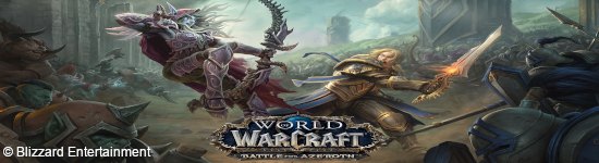 WoW: Battle for Azeroth - Neue Details