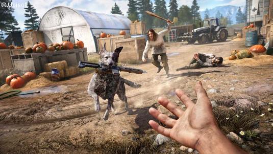 Far Cry 5 Schreine Zerstören Karte.Ps4 Kritik Far Cry 5 Bereitsgetestet